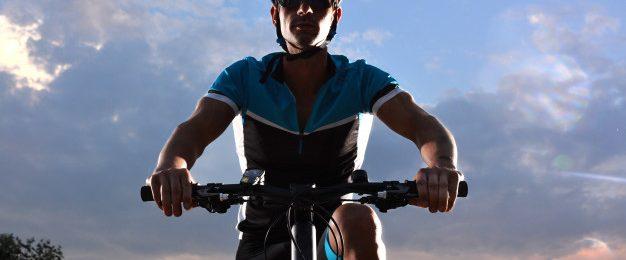 obroči za kolo, kolesarska člada