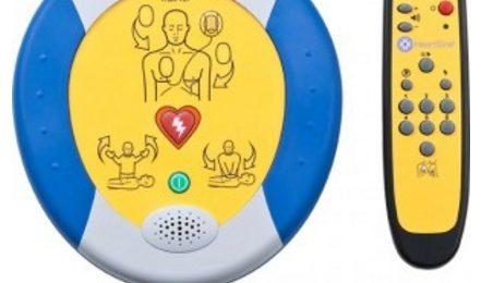 aed defibrilator cena