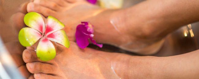 masaža stopal