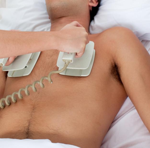 Kdaj uporabiti defibrilator za srce?