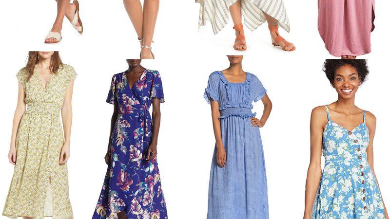 poletne obleke za močnejše